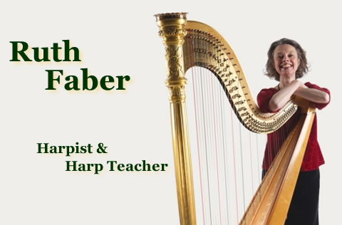 Ruth Faber - Harpist & Harp Teacher